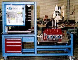 Oberflächenfehlerprüfung an Zylinderlaufflächen I