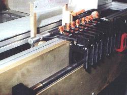 Härteprüfung an Kolbenstangen