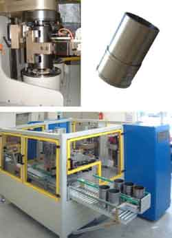 Riss- und Gefügeprüfung an Zylinderlaufflächen