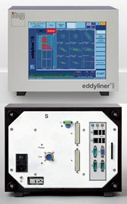 Mehrfrequenz-Gefügeprüfgerät eddyliner S (digital)