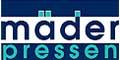 Logo von mäder pressen GmbH