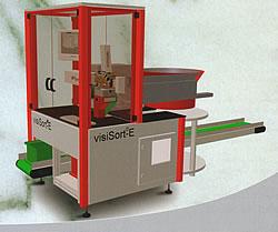 Mess- und Sortiermaschine visiSort® - E