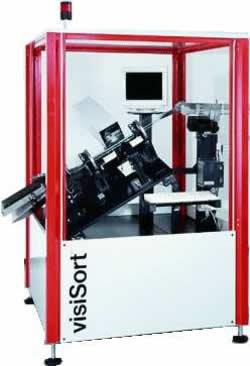 Prüf- und Sortierautomat visiSort® - S